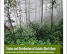 Status and Distribution of Asiatic Black Bear