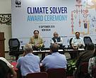 Climate Solver Awards 2016: Mr. Ravi Singh, Secretary General & CEO, WWF-India
