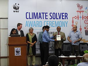 Wwf India Recognizes Innovative Solutions Through Climate