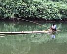 A Kadar fisherman