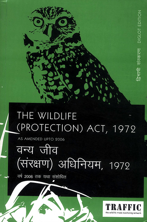 The Wild Life (Protection) Act, 1972
