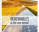 Renewables as the new normal