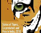 Status of Tigers, co predators and prey in India, 2010