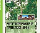 Supply Determinants of Timber Trade in India